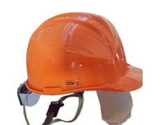 COV-Nón Bảo Hộ Lao Động  VINAH-E002 - Màu Cam  ( Không lỗ )