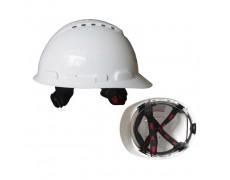 3M-Nón 3M H701V, màu trắng có lỗ (không gồm quai nón)