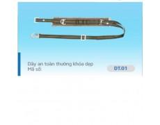B-Dây an toàn thường móc dẹp DT01