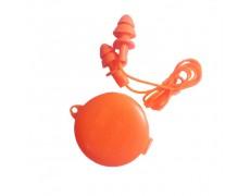 VN-Nhét tai chống ồn 3 tầng (Màu cam có hộp)