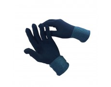 NAVI-Găng tay thun  không phủ PU (Màu đen)  Size M (Không viền)