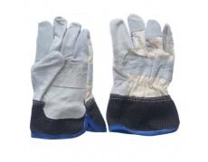 VN-Găng tay da hàn vải ngắn (loại tốt)