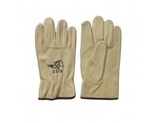 HK-Găng tay hàn Tig, Mig da heo dài 25cm màu vàng