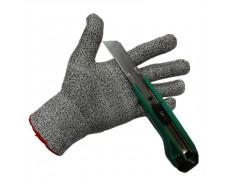 D-Găng tay chống cắt Dyneema Không phủ PU màu xám