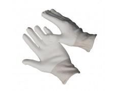 D-Găng tay chống cắt Dyneema không phủ màu trắng