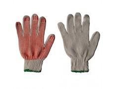 OH-Găng tay len chấm hạt nhựa PVC (60g)