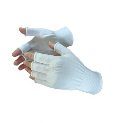 Găng tay sợi polyester cắt 5 ngón máy 14 kim