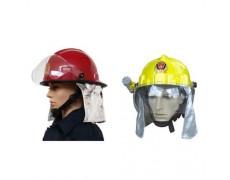 TQ-Nón chống cháy cho lính cứu hỏa 1000 độ thông tư 56 (có đèn pin)