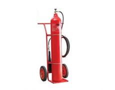 Bình chữa cháy CO2 có xe đẩy 24kg