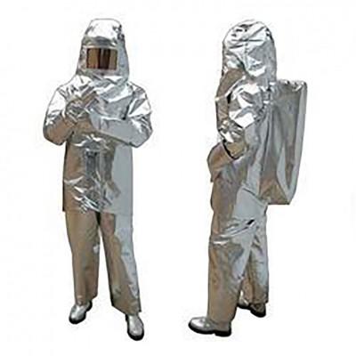 TQ-Bộ quần áo tráng nhôm chịu nhiệt 1000 độ C