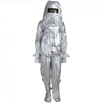 TQ-Bộ quần áo tráng nhôm chịu nhiệt 700 độ C