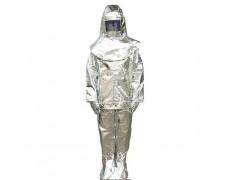 TQ-Bộ quần áo tráng nhôm chịu nhiệt 500 độ C