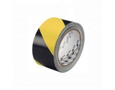 3M-Băng keo cảnh báo 3M 766 (25mm x 33m) màu vàng đen