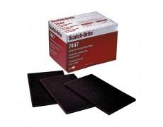 3M-Giấy nhám ( giấy giáp xốp) Scotch Brite 3M 7447